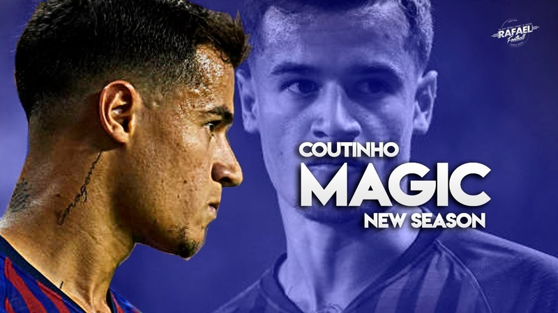 Philippe Coutinho - New Number 7 - Magic Skills Goals 2018 - HD