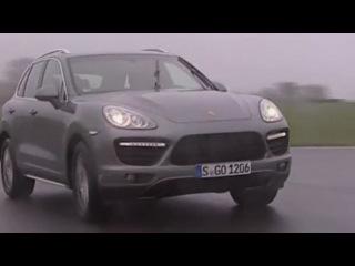 Наши тесты - Новый Porsche Cayenne второго поколения, часть 2
