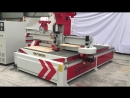 South Africa 2030 Woodworking Machines Center, Door and Cabinet ATC CNC Cutting machine,9KW Spindle cnc router