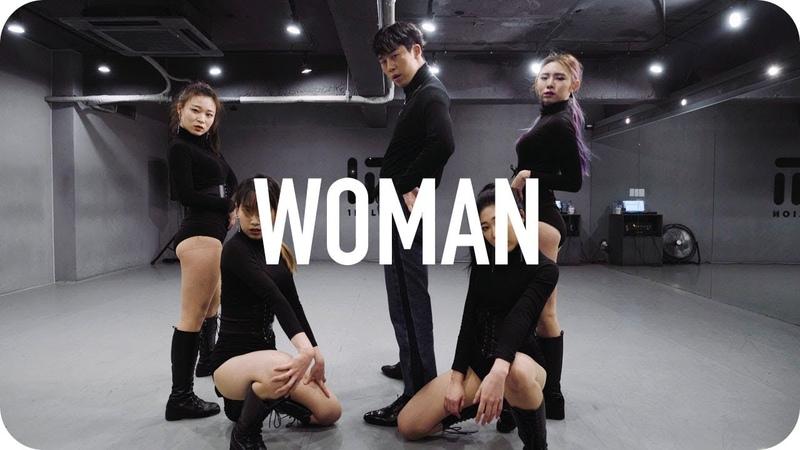 Woman - BoA Gosh Choreography