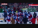 Хоккеисты в финале игр «Дети Азии»