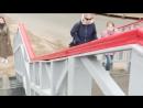 Принято. Ремонтные работы на Красном мосту полностью завершены