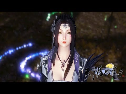 Moonlight Blade Online 天涯明月刀.ol - New Fashion T5 Costumes vs Sea Map Music Video 2K