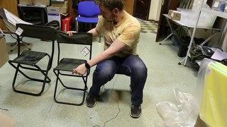 Кемпинговый стул Greenell «FC-15 R16»