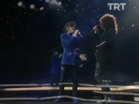 Arzu Ece Gür Akad Sessiz Geceler 1991 Türkiye Ulusal Finali