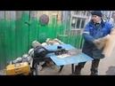 Чудо-дровокол кулибина Геннадия Петухова из Марий Эл