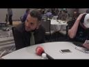 Jeff Hardy Interview New facepaint injury Swanton Bomb Singles run Randy Orton