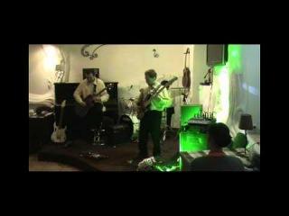 Gaura Band - smooth life (art cafe Grizli 30 11 13)