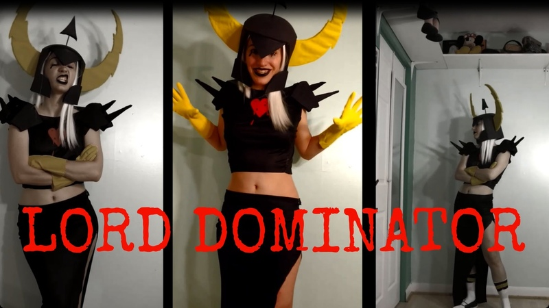Lord Dominator CosplayTutorial!