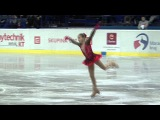 1 МЕСТО-!!!!!!!!!! Alexandra PROKLOVA (RUS) - ISU JGP Czech Skate 2013 Junior Ladies Short Program