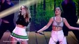 Ana Mena &amp Becky G - Ya Es Hora (en vivo en Factor X 2018)