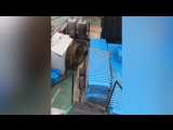 ЭКСКЛЮЗИВ: видеокадры с арестованного Украиной российского судна «Норд»