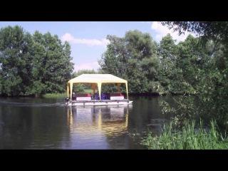Сплавы на плотах по реке Снов смт. Седнев