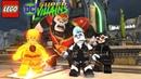 LEGO DC Суперзлодеи Super Villains русская озвучка Часть 6 ШТАБ ЛЕГИОНА ПОГИБЕЛИ Игра лего