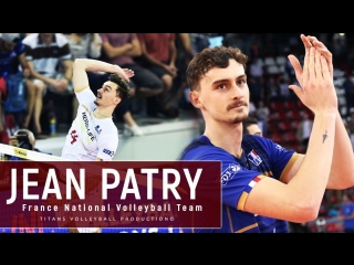 TOP » 10 Amazing Volleyball Moments by Jean Patry. VNL - 2018.