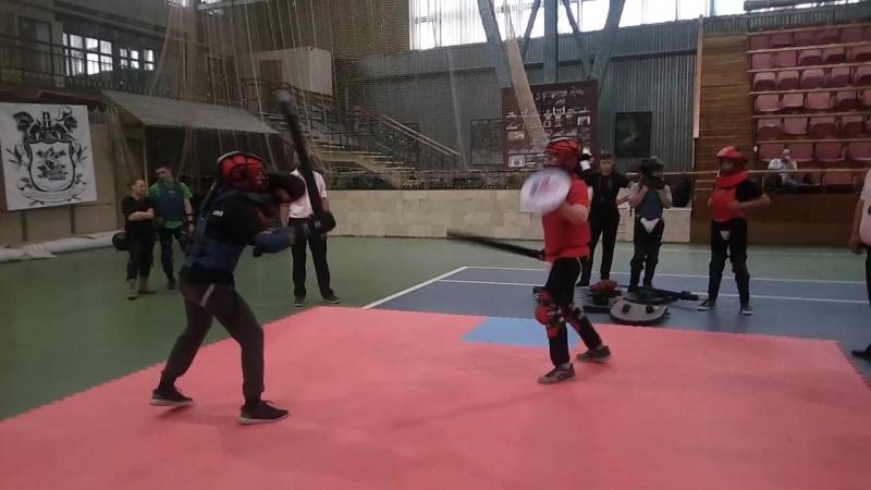 Триатлон Субботин vs Шаихов