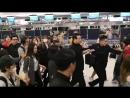 180520 ReD Velvet fly away at Hong Kong International Airport 4KLive