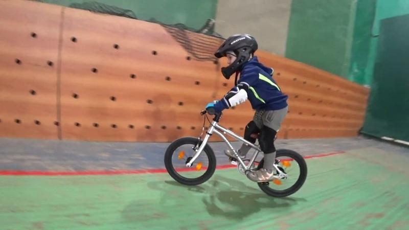 Первая Велотренировка Артём Дюжаков 2 года Early Rider Belter 16 Urban ДЕТИ НА ВЕЛОСИПЕДЕ
