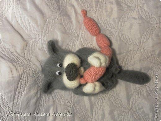 Кот-ленивец от Светланы