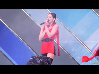 180622 JENNIE - AS IF IT'S YOUR LAST @ LOTTE FAMILY CONCERT