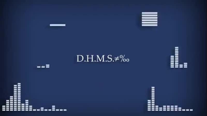 Vocaloid【Hatsune Miku】- D.H.M.S.≠‰ [rus sub]