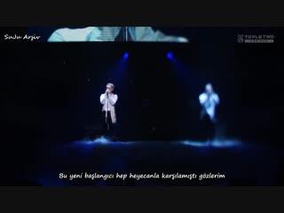 Super Junior Donghae & Eunhyuk - Winter Love 겨울 愛 (Türkçe Altyazılı)