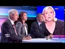 Marine le Pen clash l' UMPS et leur donne une leçon de démocratie