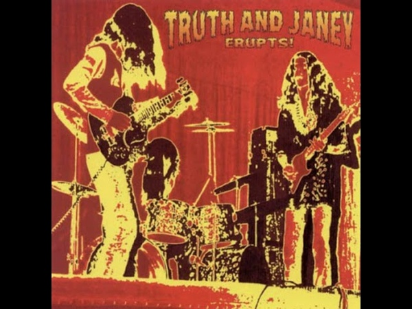 Truth and Janey Live 1976* full album