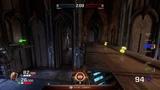 Blood covenant, как забраться с моста на рейл, если нет ракеты, но есть гвозди.