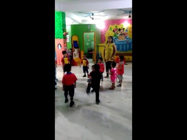 Playing in Bragnam Ghaziabad play school