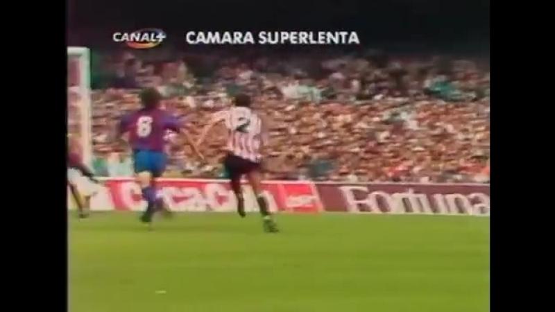 ЧИ 1991-92 | 38 тур | Барселона - Атлетик Бильбао (Тенерифе - Реал Мадрид)