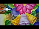 Pintando campanas y canasta video 2