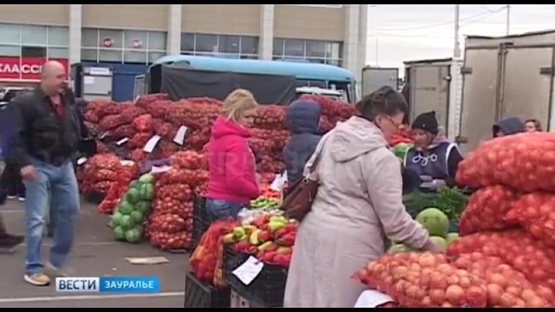 «Народный контроль» проверил сельскохозяйственные ярмарки - ГТРК