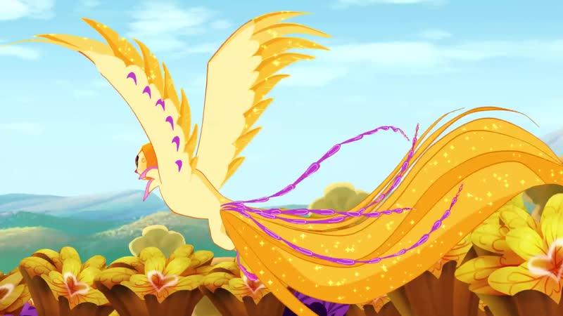 Winx: Musim 7, Episod 24 - «Kupu-Kupu Emas» (Bahasa Indonesia)