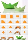 Интересные и развивающие творческое занятие искусство Оригами