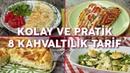Kolay ve Pratik 8 Kahvaltılık Tarif Seç Beğen Yemek Tarifleri