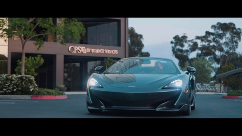 Experience the McLaren 600LT Spider with Randy