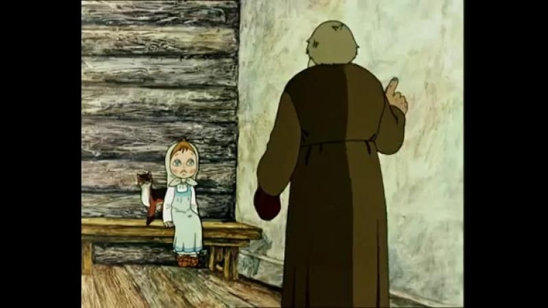 Серебряное копытце_Советские мультфильмы