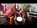 Уроки игры на джембе Африканские ритмы Урок 7