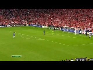 Бавария 1-1 Челси (3-4 пенальти) Финал Лига Чемпионов 20...
