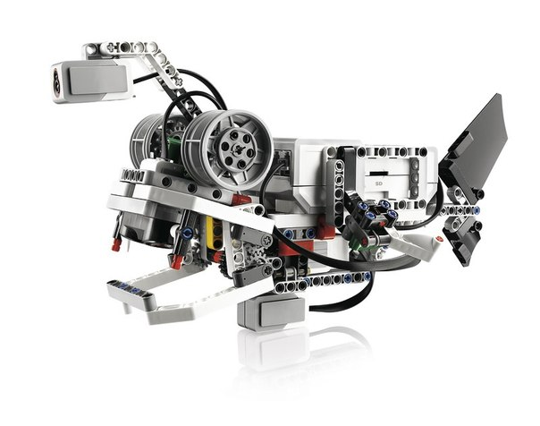 А также обзор #Lego