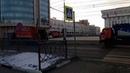 В Тамбове снимали рекламный ролик с мусоровозами