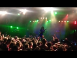 4 THE FALL OF TROY - Rockstar nailbomb! (Москва, Volta Club, 28.08.15)