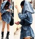 Womens Denim Coat