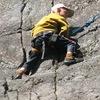 Скальный лагерь для детей 10 - 14 лет