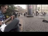 Невский проспект - легкая летняя импровизация, на мотив песни Карлоса Сантаны - The Evil Ways