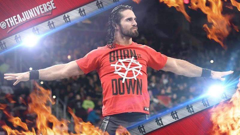 Seth Rollins 4th Custom Titantron