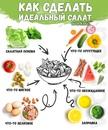 Делаем идеальный салат! Экспериментируйте и делитесь рецептами!