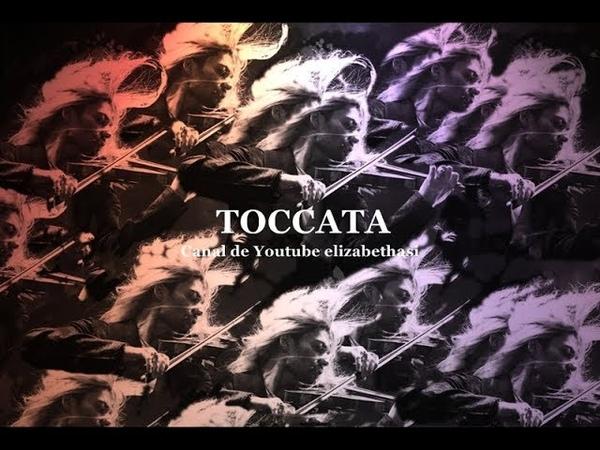 Toccata New Arrangement 2018 HD (tributo a David Garrett)