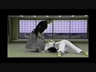 Okamoto Soshi Senseis Daito Ryu Aikijujutsu Roppokai Techniques